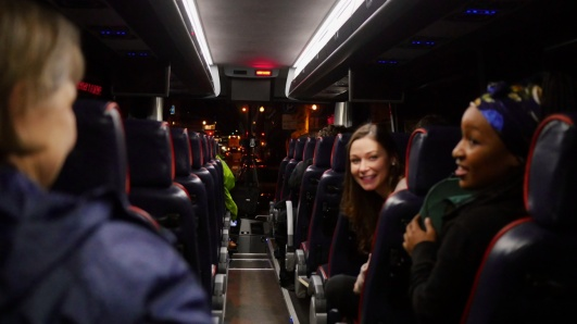 Bus to the airport