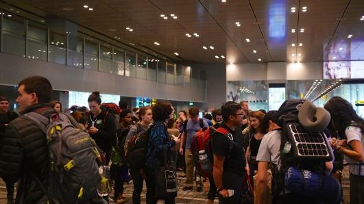 Hong Kong stop